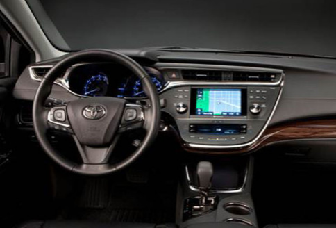 2016 Toyota Venza Interior