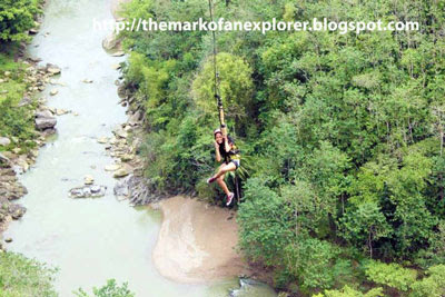 the plunge danao adventure park bohol