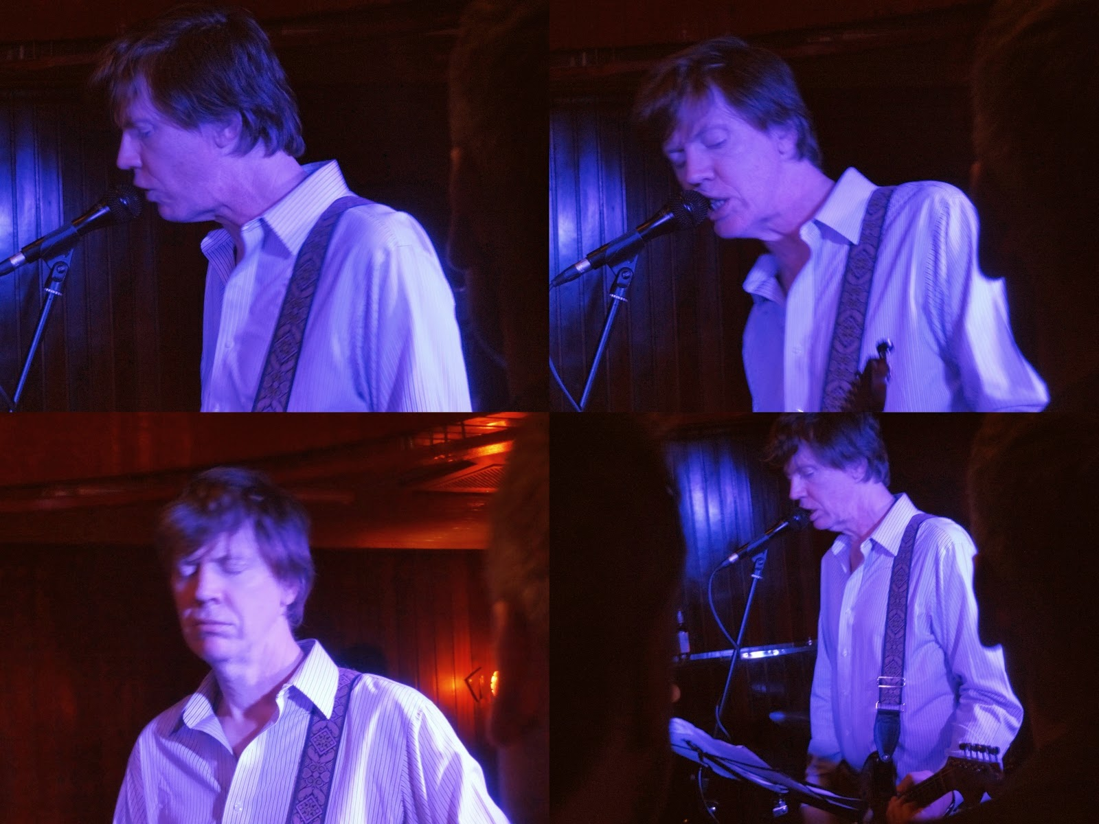 31.03.2014 Köln - King Georg: Thurston Moore w/ Steve Shelley & Jason Sedwards