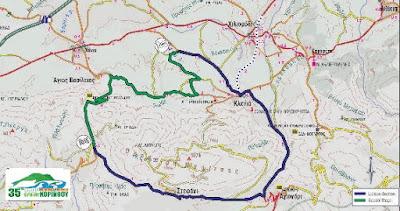 35ο Χωμάτινο Rally Sprint Κορίνθου