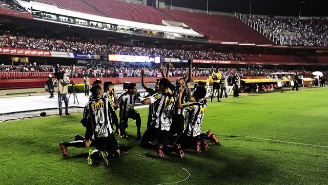 PEIXE FORTE NA ÁGUA VENCE O SÃO PAULO PELAS SEMIFINAIS DA COPA DO BRASIL