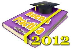 BUENAS PRACTICAS EDUCARM 2012