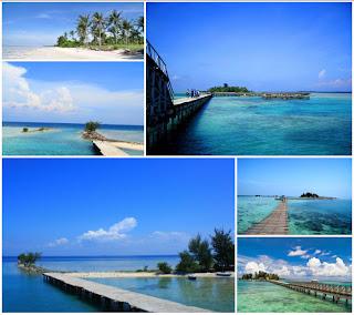 Objek Wisata Pulau Tidung Kepulauan Seribu
