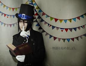 Kuroshitsuji コスプレ Kuroshitsuji: Book of Circus