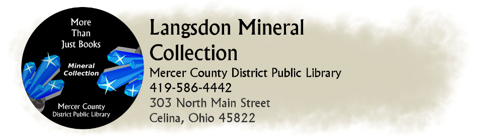 Langsdon Minerals and Rock Collection