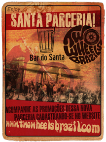 Santa Parceria!