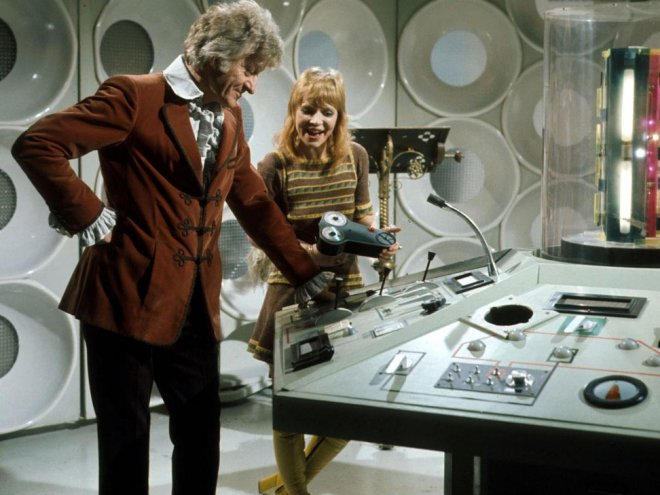 The Doctor and Jo (2/2)