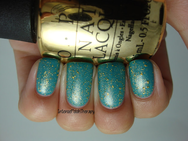 OPI - Don't Speak - Pure 18k Gold