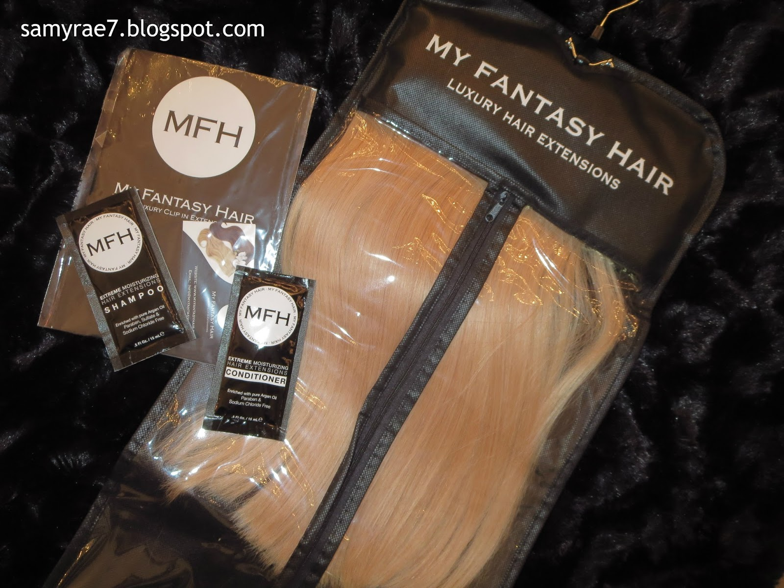 Samy rae my fantasy hair extensions strawberry blonde new you can also use the coupon code samantha for some money off your order pmusecretfo Gallery