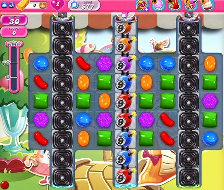 Candy Crush Saga 577