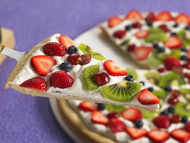 pillsbury fruit pizza healthy fruit for pregnancy
