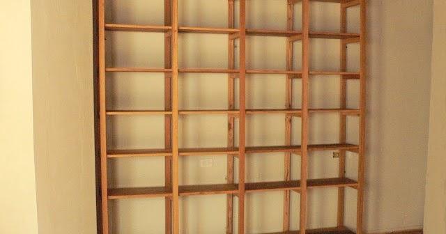 Bibliotecas y estanterias estanteria biblioteca for Distancia entre estantes biblioteca