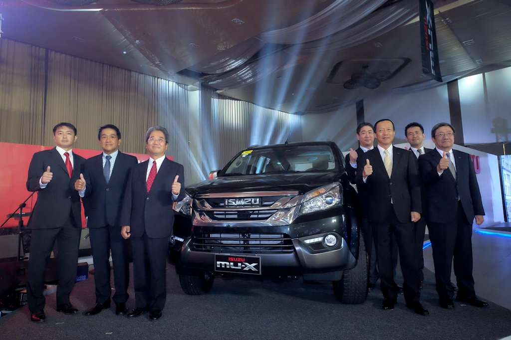 Isuzu Philippines Adds More Power to mu-X and D-Max with ...