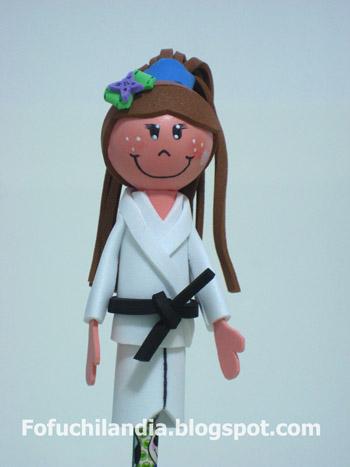 Fofucho karateca