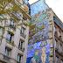 Robert Combas - Rue des Haudriettes