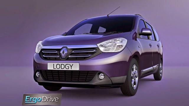 Renault Mobil Lodgy, Mirip Dengan Avanza, Ertiga