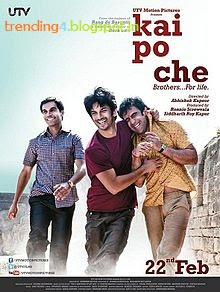 Kai po che Movie Complete Review Latest News Songs Photos Pics Videos Cast & Crew Ratings