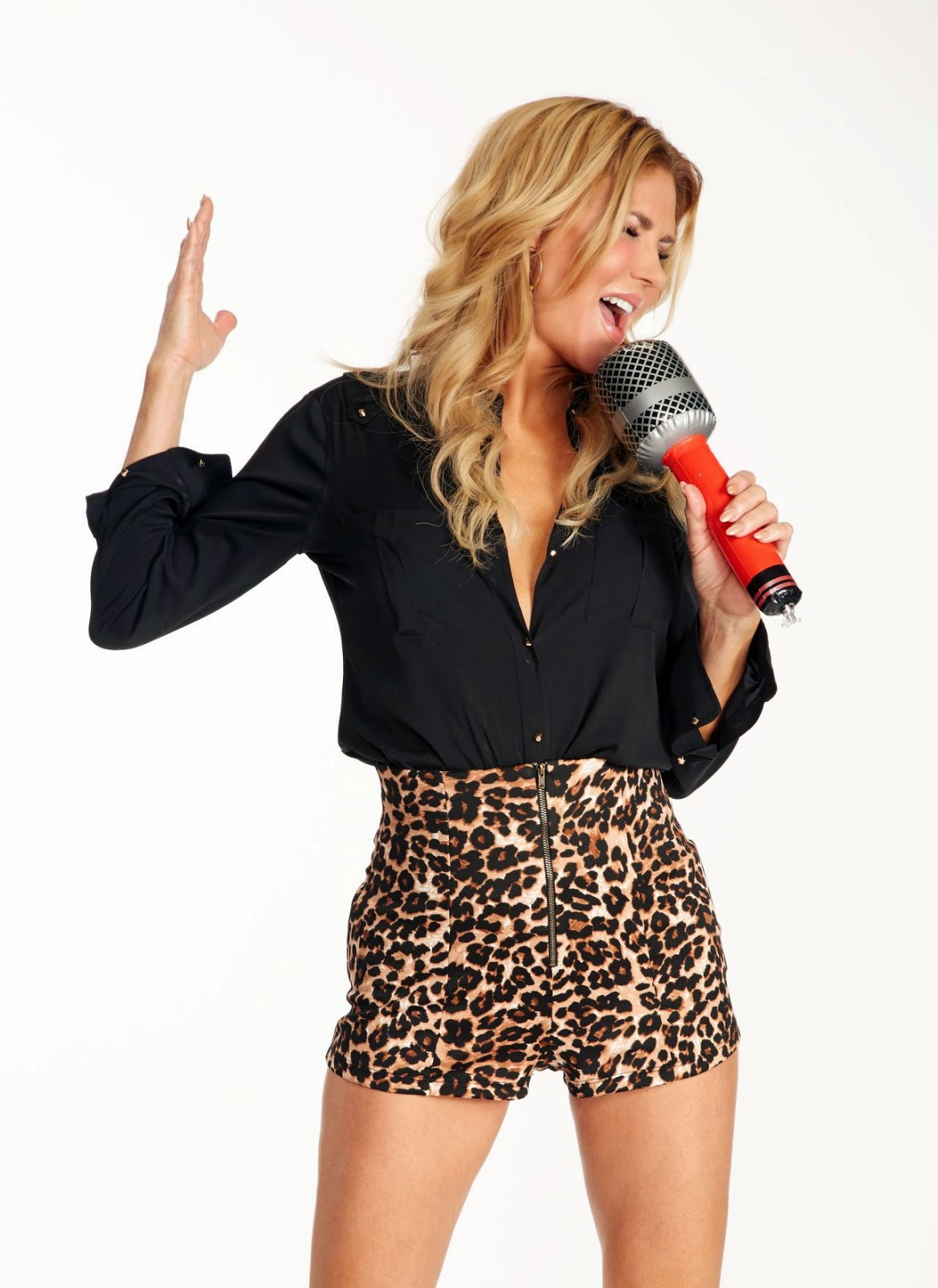 Brandi Glanville – KIIS FM's Jingle Ball 2014