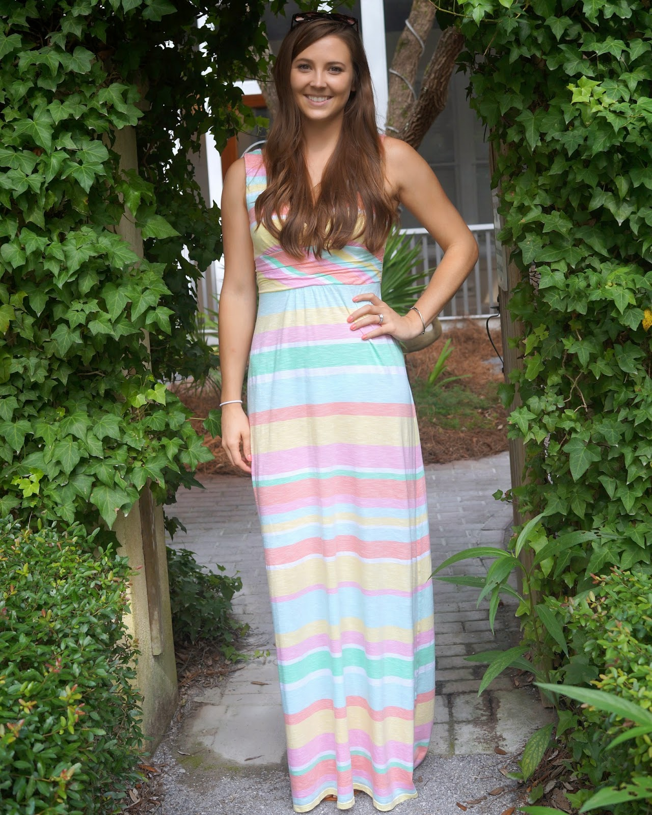 summer in lilly maxi #summerinlilly