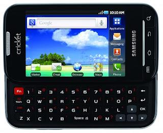 Spesifikasi Samsung Indulge Terbaru 2011