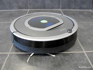 robot domestico roomba