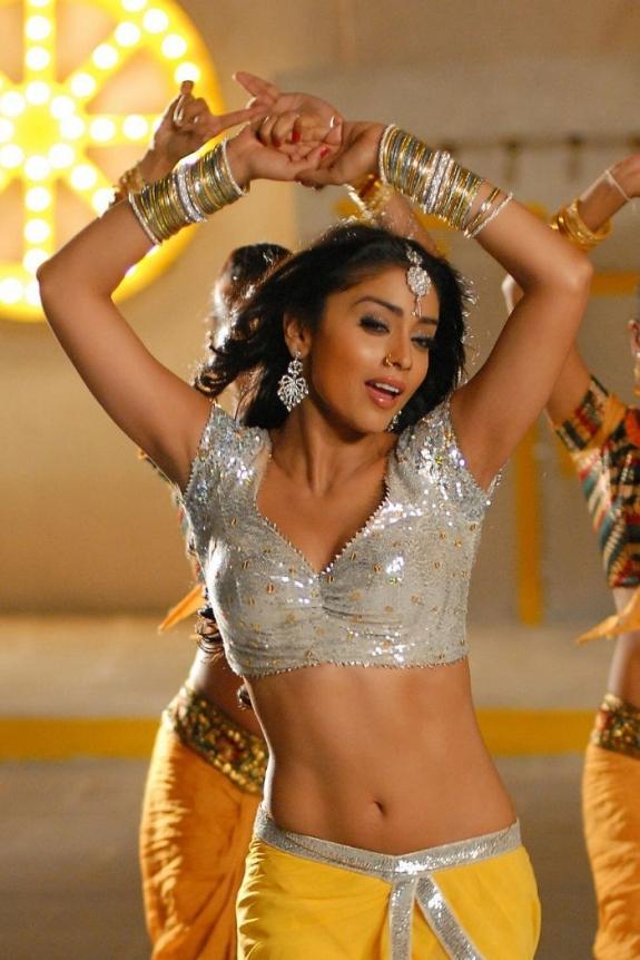 exposing hot Telugu actress