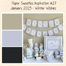 Paper Sweeties January Inspiration Challenge!