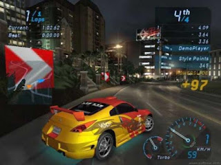 Download need for speed underground 1 free full version for pc