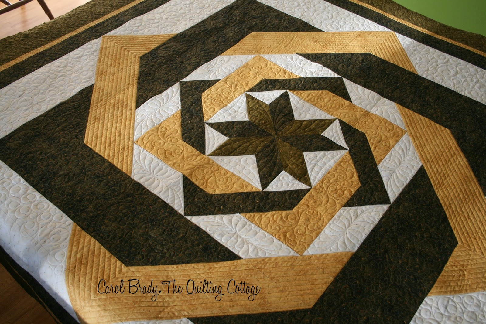 The Quilting Cottage: Labyrinth Quilting : labrynth quilt - Adamdwight.com