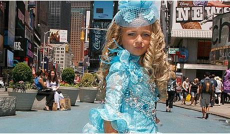 بالصور: طفلة عمرها 6 سنوات تصبح مليونيرة  - child girl celebrity