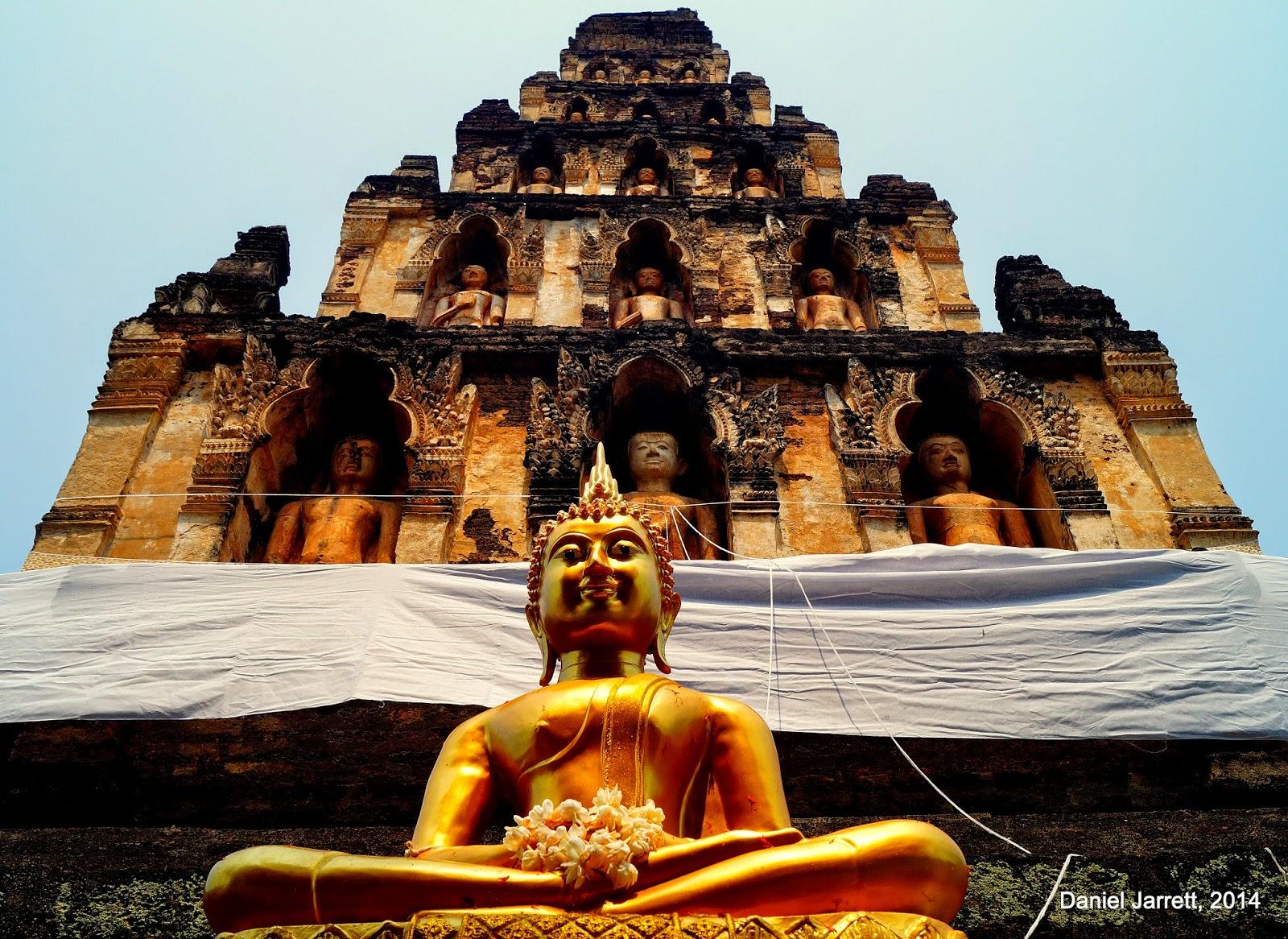 Wat Ku Kut / Wat Chama Thewi
