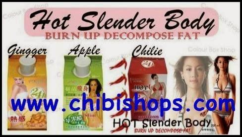 *: Hot SLender Body Cream - Krim PeLangsing (Daya ...