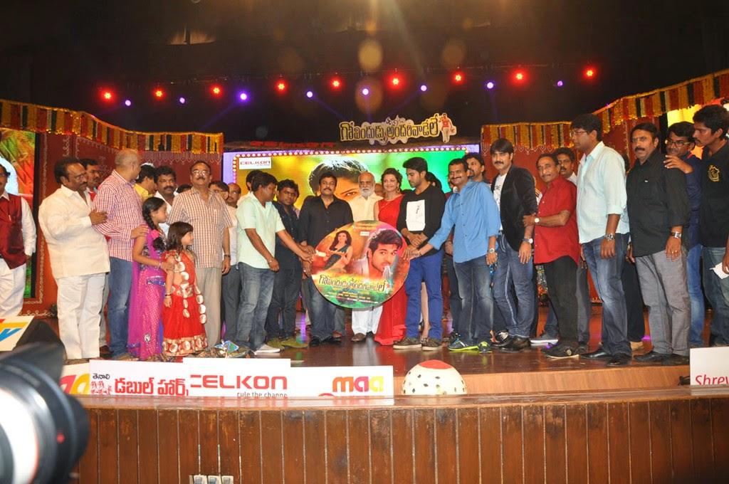 Govindudu Andarivadele Audio Release photos-HQ-Photo-6