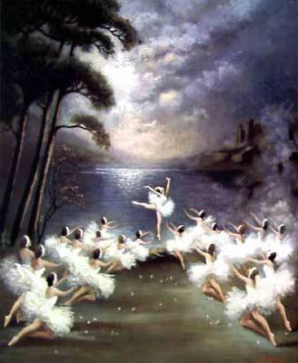 Tchaikovsky, El Lago de los Cisnes