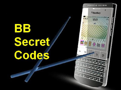 Tips Mengetahui Kode Rahasia BlackBerry