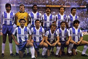 CAMPEÃO NACIONAL 1985/1986