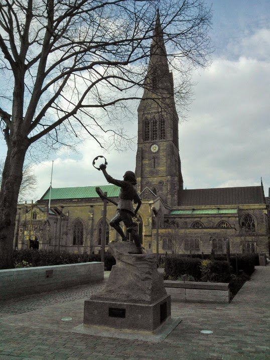 Leicester Cathedral Richard III