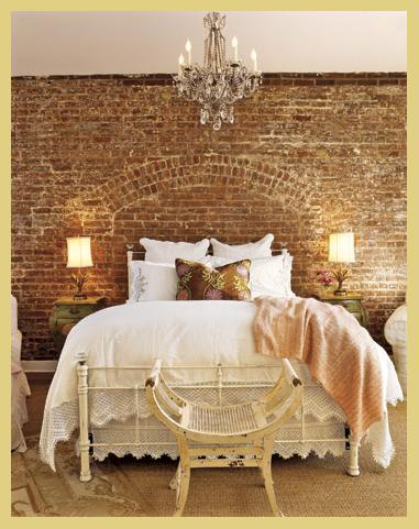 Romantic bedrooms design style for Rustic romantic bedroom