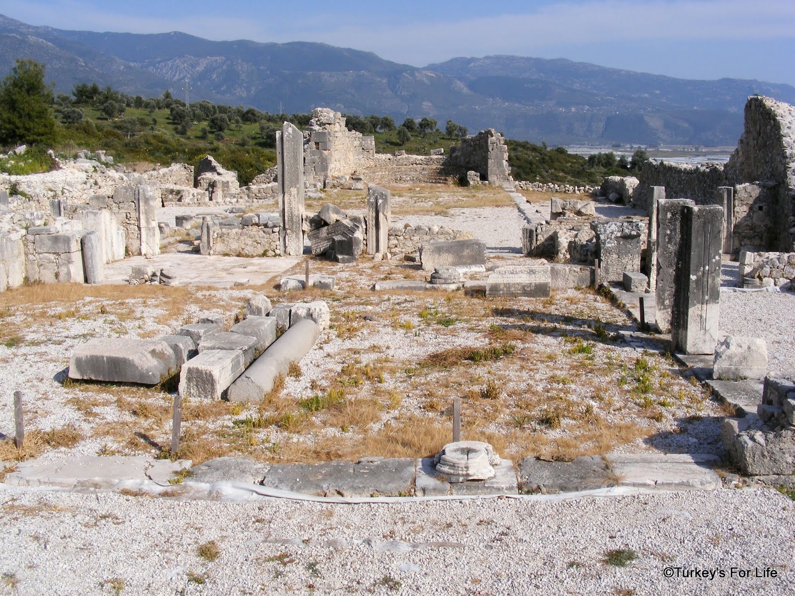 Exploring Xanthos - A Photo Tour • Turkeys For Life