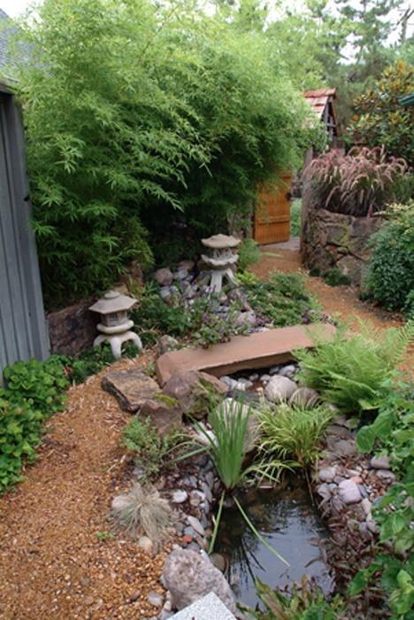 Im genes de jardines orientales jard n y terrazas for Peceras de jardin