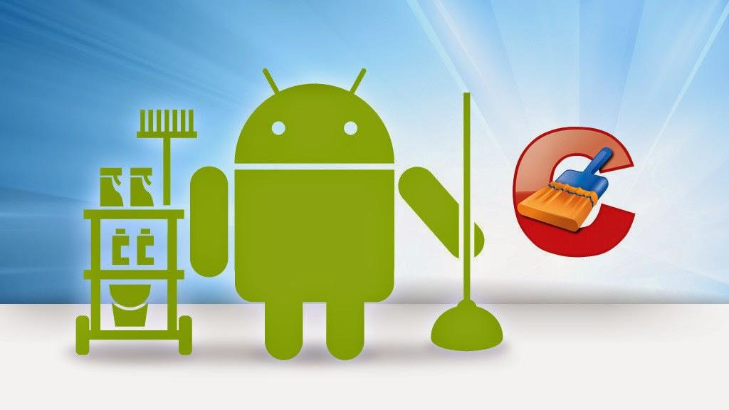 CCleaner Android Aplikasi Optimasi Kinerja Android Gratis