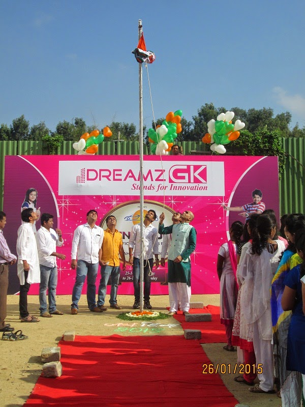 DreamzInfra Republic Day Celebrations 3