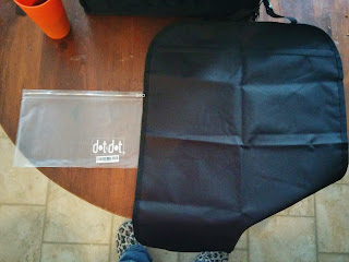 Car Seat Back Protector 2