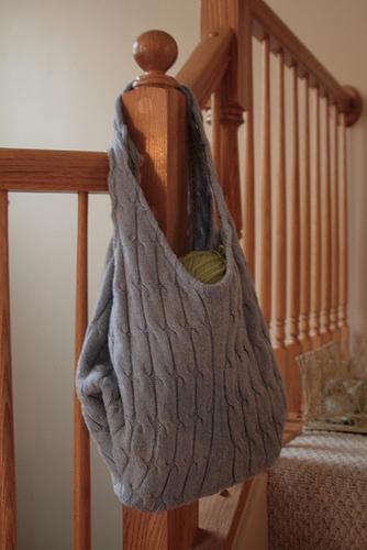 30 ideas para reciclar un viejo suéter