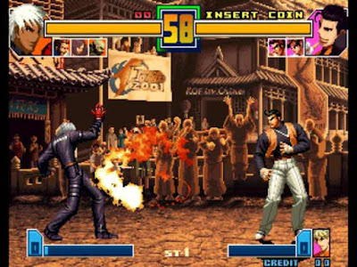 The King of Fighter 2001 PC Download