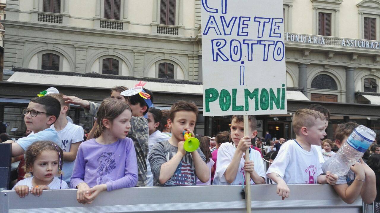 Inceneritore a Firenze assolutamente NO