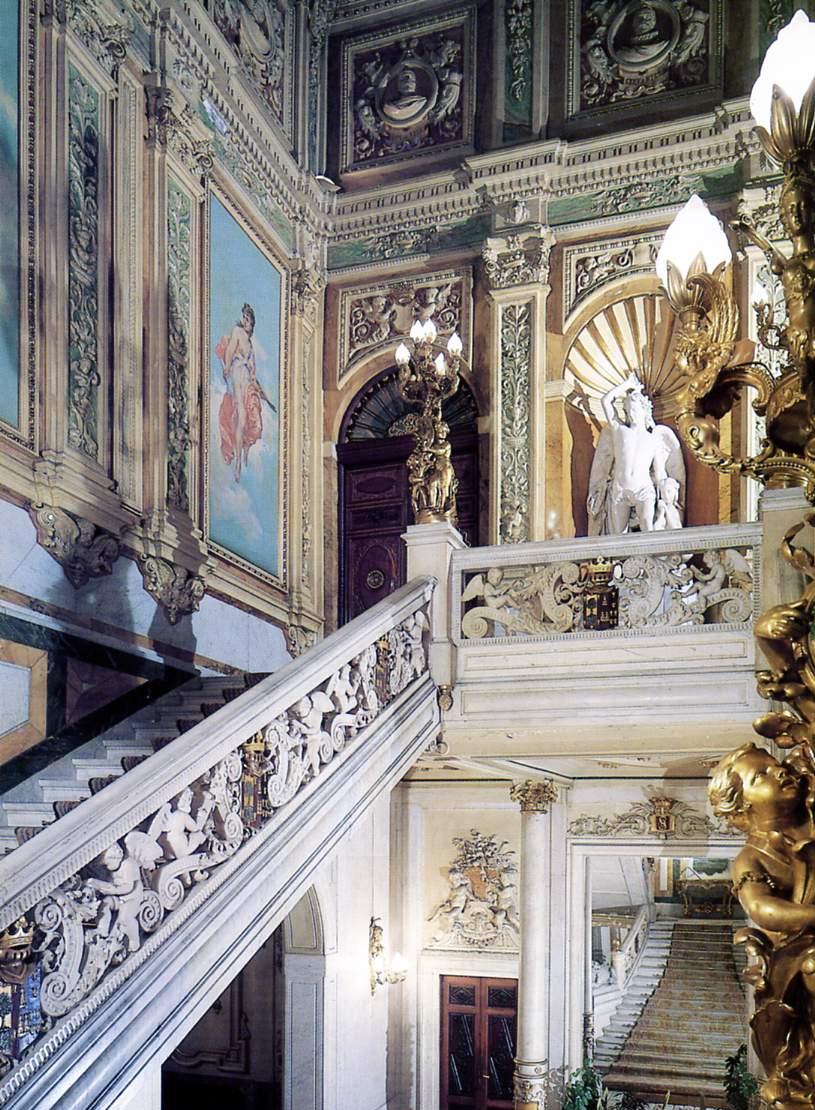 Lugares que ver palacio de santo a madrid espa a - Casa santona madrid ...