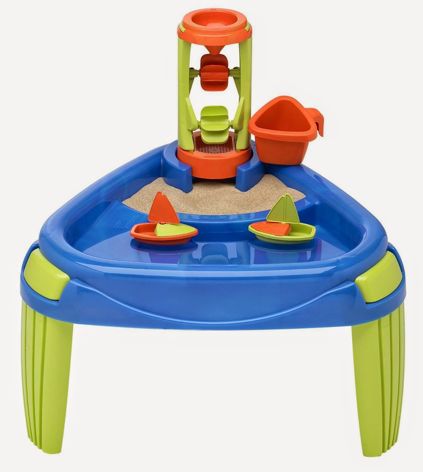 Get American Plastic Toy Water Wheel Play Table for $22.99!  (Reg. $29.99 ) + Other Water Toy Deals!