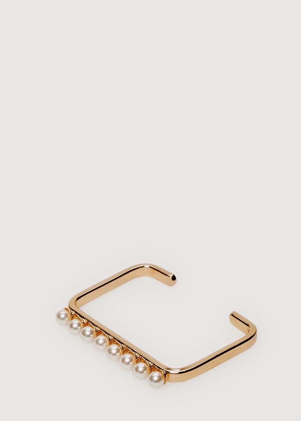mango pearl bracelet,
