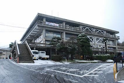 MAD Synapse: 倉吉市庁舎 丹下健三 1956 ★★